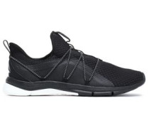 Stretch-knit Sneakers Black