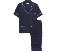 Crepe de chine pajama set