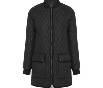 Rackham Quilted Shell Jacket Black
