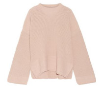 Aimee cotton-blend sweater