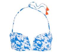 Catalina Kisses bandeau bikini top