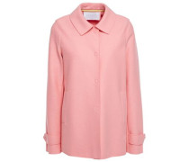 Woman Loden Wool-felt Jacket Pink