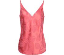 Jacquard Camisole Pink