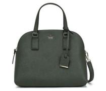 Cameron Street Lottie Leather Shoulder Bag Forest Green Size --