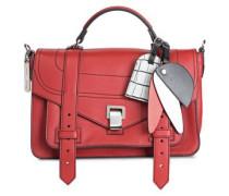 Ps1 Medium Leather Shoulder Bag Brick Size --