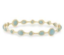 18-karat Gold Aquamarine Bracelet Gold Size --