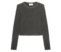 Jaylene stretch-knit top