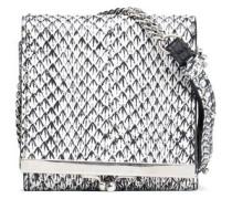 Python Wallet Black Size --