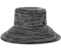 Chenille Hat Black