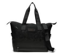 Embellished scuba weekend bag