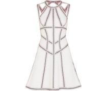 Cutout bandage mini dress