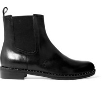 Tammy stud-embellished leather ankle boots