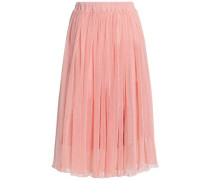 Sigrid Point D'esprit Skirt Peach