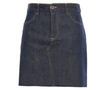 Denim Mini Skirt Dark Denim