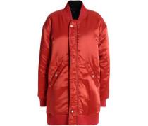 Reversible shell jacket