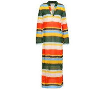 Striped Cotton Kaftan Multicolor