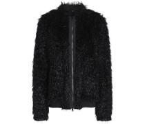 Tinsel bomber jacket