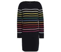 Wool and cashmere-blend min dress