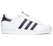 Superstar Leather Sneakers White