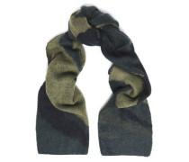 Wool-blend scarf