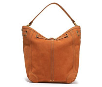 Tang Nubuck Tote Camel Size --