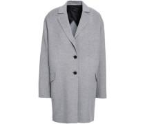 Woman Wool-blend Coat Light Gray