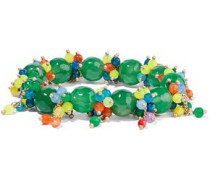 Rossini gold-tone bead bracelet