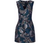 Melissa jacquard mini dress