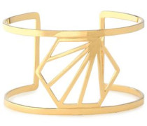 Gold-plated cuff