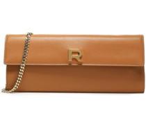 Leather shouolder bag