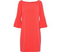 Pleated cady dress
