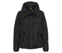 Cobury Cotton-blend Shell Down Jacket Black