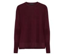Sarah Wool Sweater Burgundy