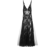 Fatal Attraction Chantilly lace nightdress