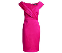 Faille Dress Magenta Size 0