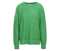 Knitted Sweater Green