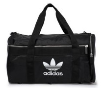 Printed Shell Gym Bag Black Size --