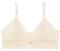 Nightingale Lace Bralette Ivory