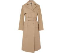 Cotton Trench Coat Sand