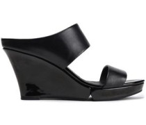 Kami Wedge Sandals Black
