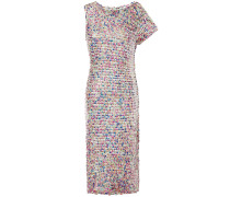 Woman Tabitha Sequined Cotton Dress Multicolor
