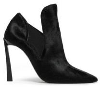 Calf Hair Pumps Black