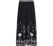 Lettie embroidered culottes
