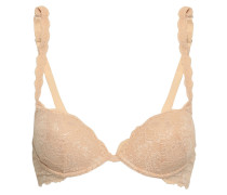 Woman Never Say Never Luckie Lace Push-up Bra Blush