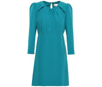 Cutout Cady Mini Dress Teal Size 0