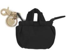 Shell Keychain Dark Gray Size --