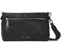 Logo-embellished Shell Shoulder Bag Black Size --