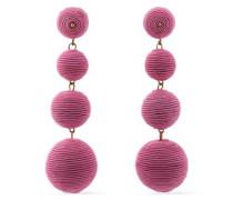 Earrings Pink Size --