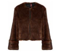 Juliette faux fur jacket