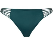 Lanai Low-rise Bikini Briefs Petrol